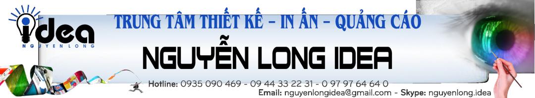 Thành công nhờ bảng hiệu quảng cáo Nguyễn Long idea