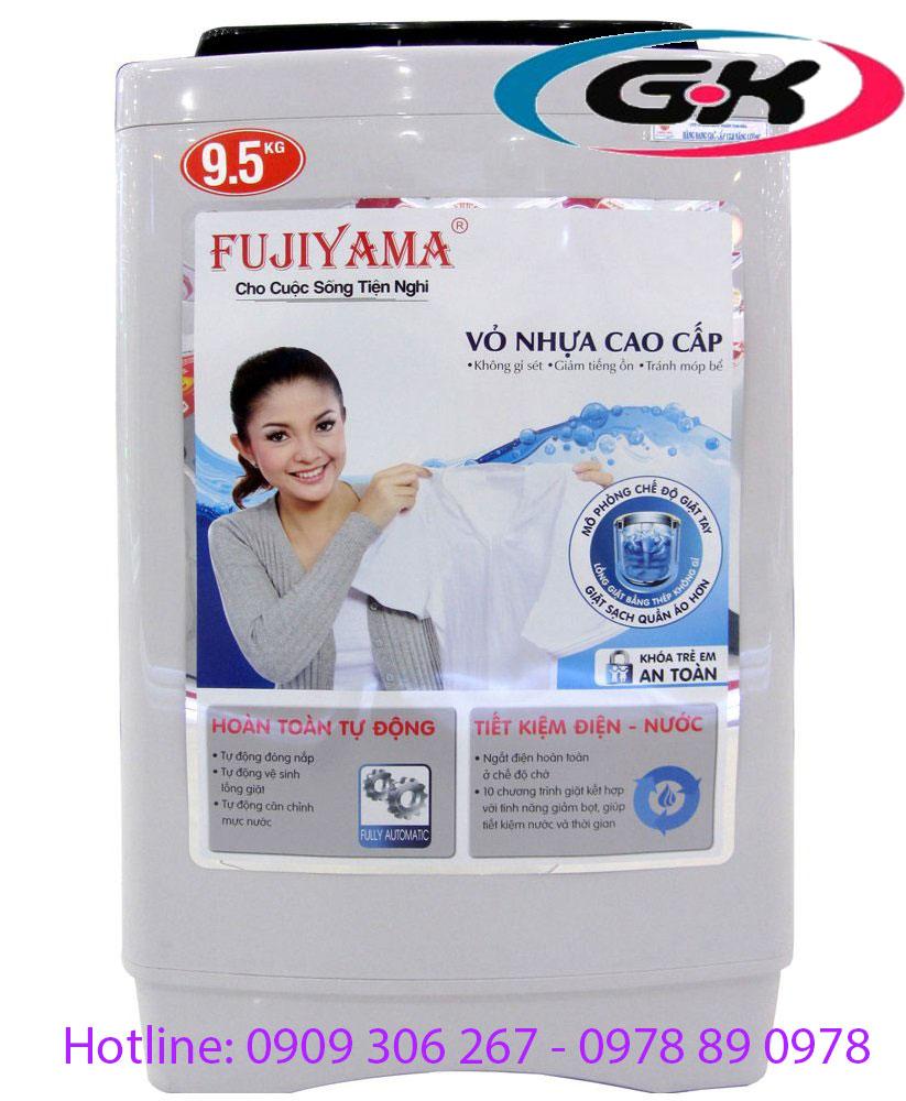 máy giặt Fujiyama