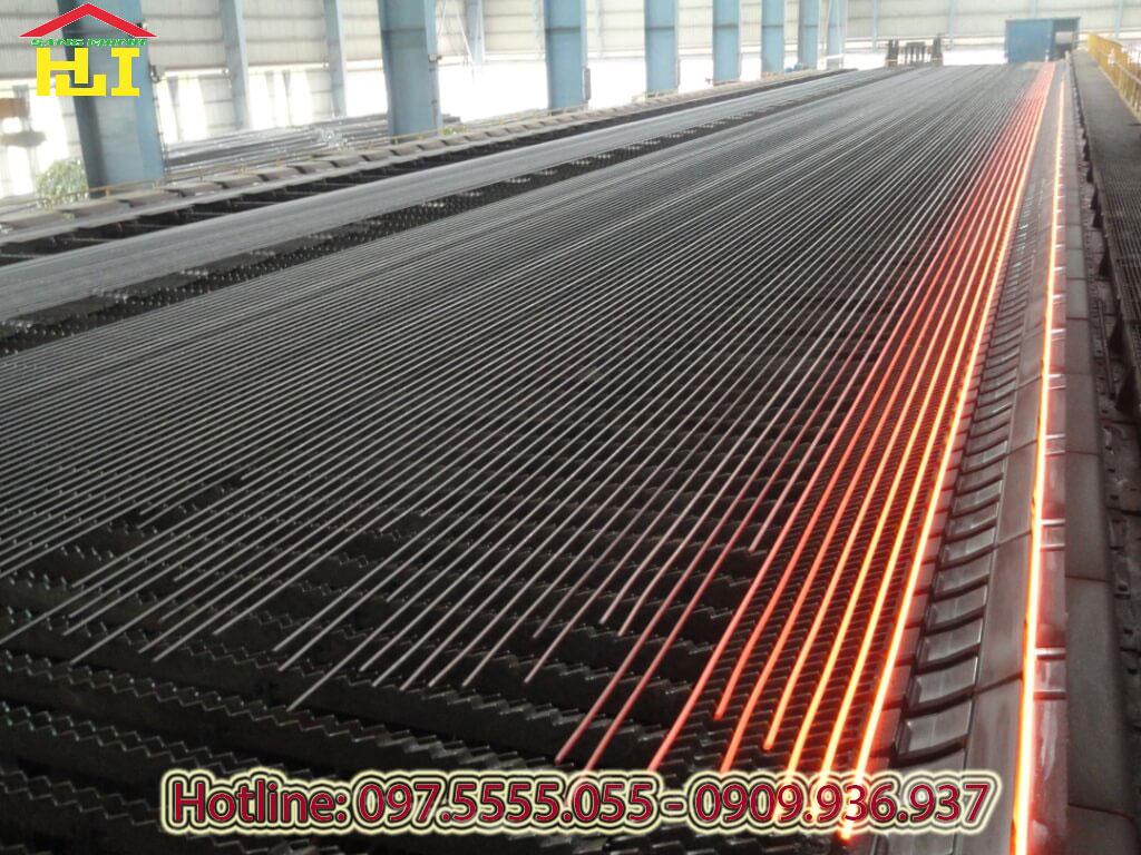Bảng báo giá sắt thép xây dựng