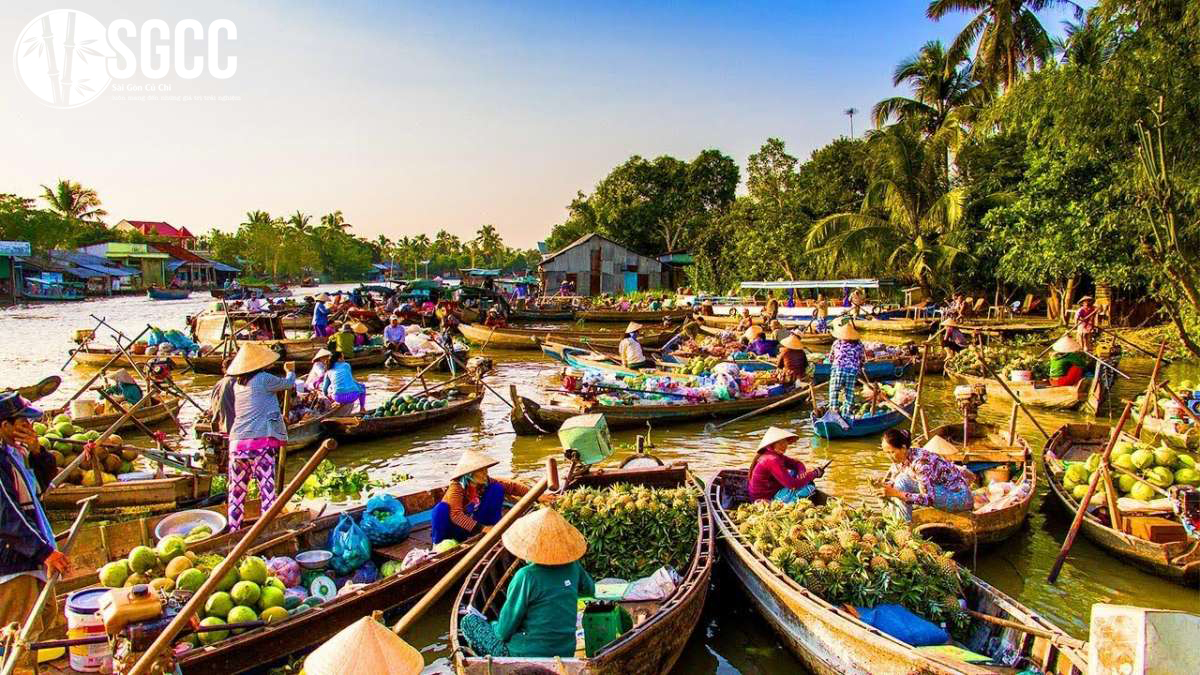 Du lịch Miền Nam - Những địa danh hấp dẫn khách du lịch nhất