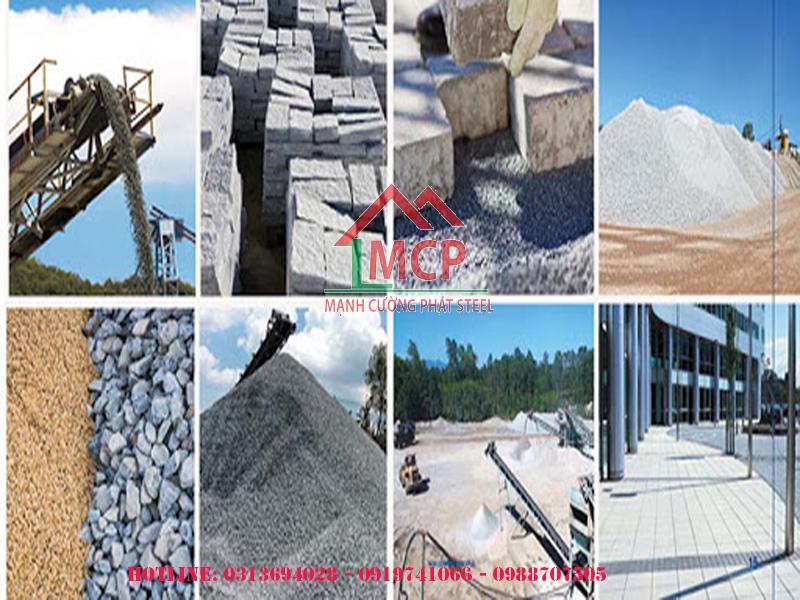 Bảng báo giá đá xây dựng tại Tphcm