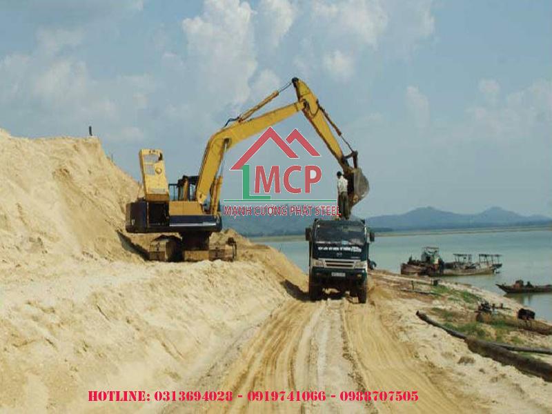 Bảng báo giá cát san lấp tại Tphcm