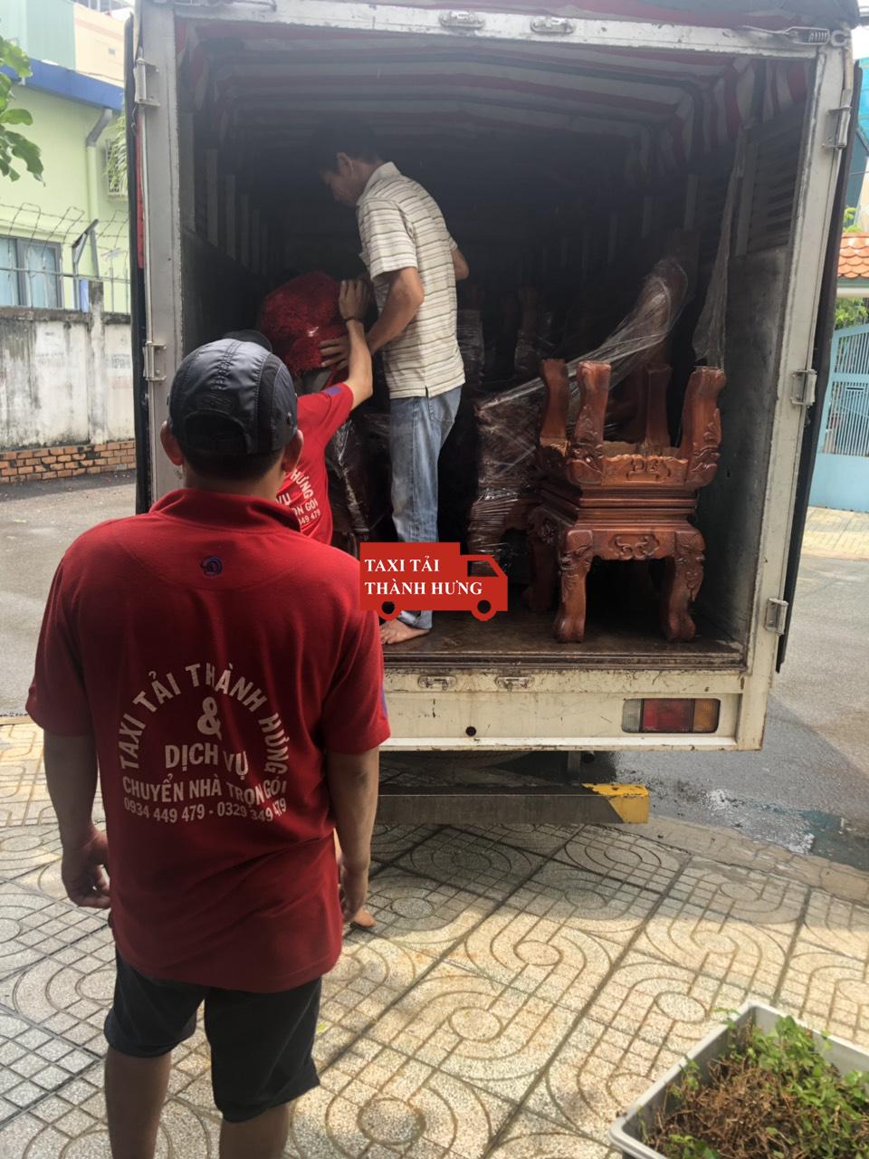 Dịch vụ chuyển nhà vận chuyển an toàn