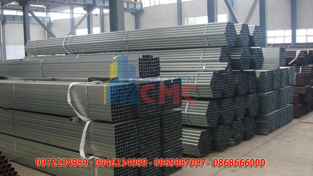 Công ty Sài Gòn CMC cung cấp bảng giá thép hộp mới nhất 2020
