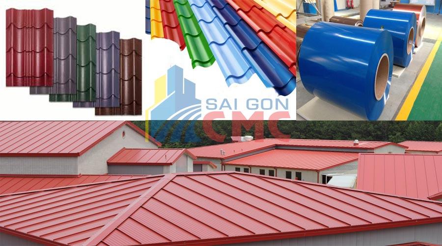Công ty Sài Gòn CMC cung cấp bảng giá tôn Đông Á mới nhất 2020