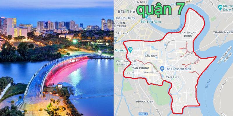 Chuyển nhà quận 7 đường Tân Phú
