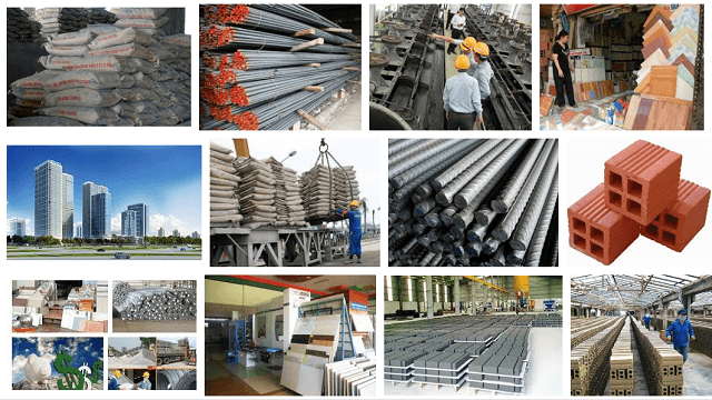 Top 10 công ty phân phối vật liệu xây dựng chuyên nghiệp uy tín nhất năm 2021